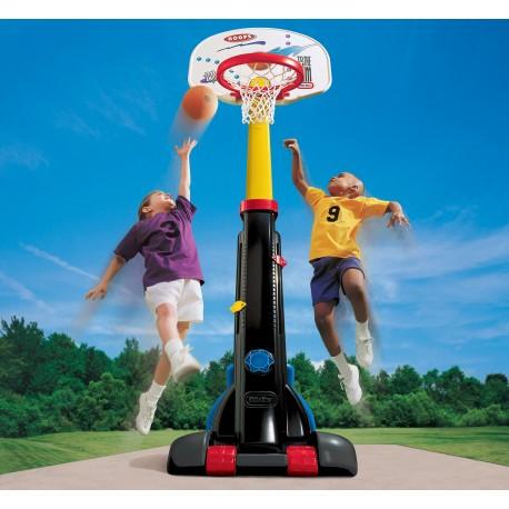 Баскетбольный щит раздвижной Little Tikes 210 см 4339