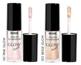 Люминайзер д/лица Glow Touch тон 101 (розовое свечение) жидкий, 5г