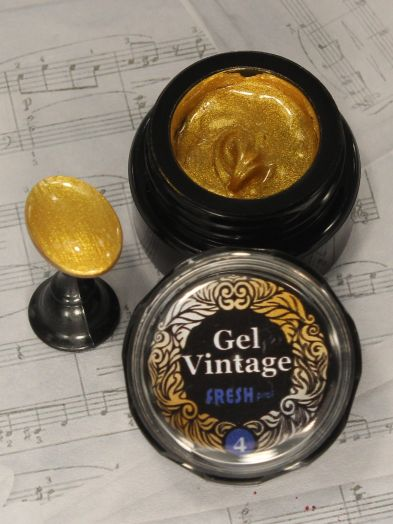 Gel Vintage Fresh Prof №04