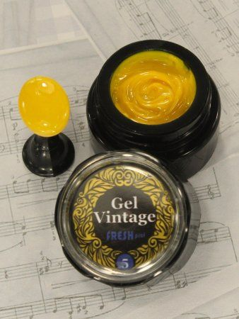 Gel Vintage Fresh Prof №05