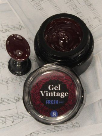 Gel Vintage Fresh Prof №08