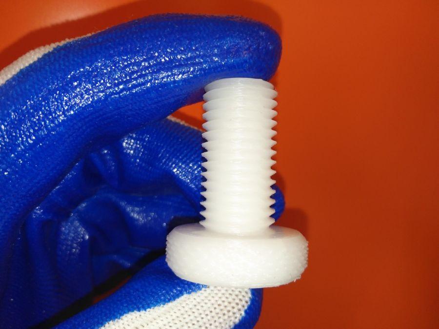 3D-печать полипропиленом