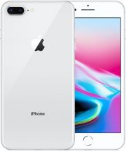 iPhone 8 Plus, 256Gb, Silver