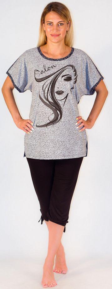 Блуза женская Шерри Efri-Sf84 (хлопок)