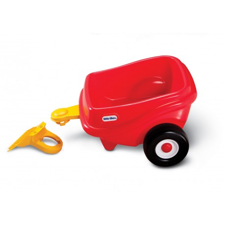 Прицеп красный для каталки Little Tikes 620720