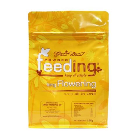 Powder Feeding Long Flowering 2.5 kg