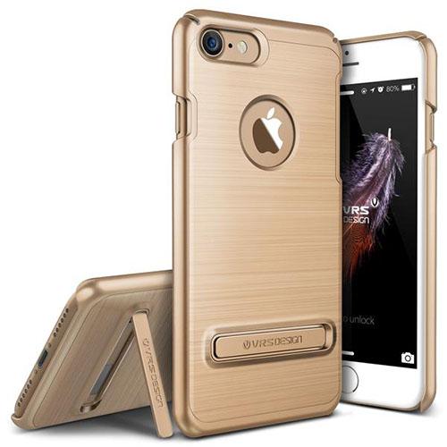 Чехол Verus Simpli Lite для iPhone 7 золотой