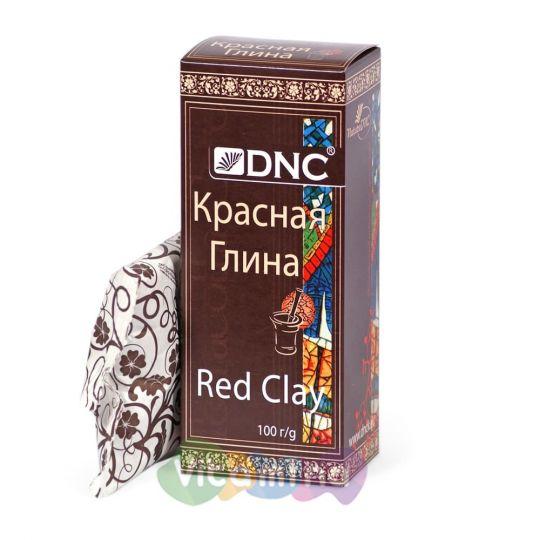 """DNC Глина косметическая """"Красная"""", 100 гр"""