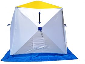 Палатка зимняя СТЭК КУБ 1