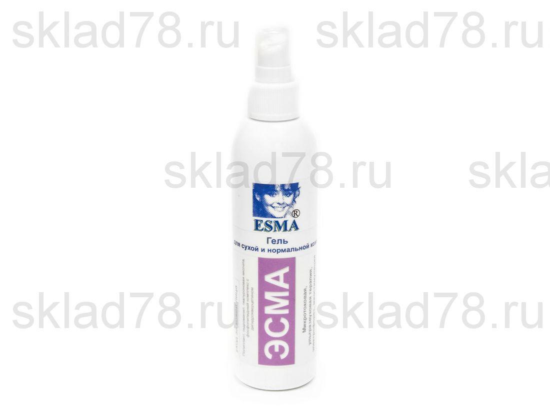 ЭСМА Гель для сухой и нормальной кожи