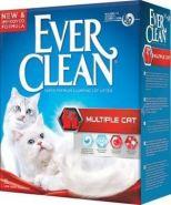 EVER CLEAN Multiple Cat Комкующийся наполнитель для нескольких кошек (6 л)