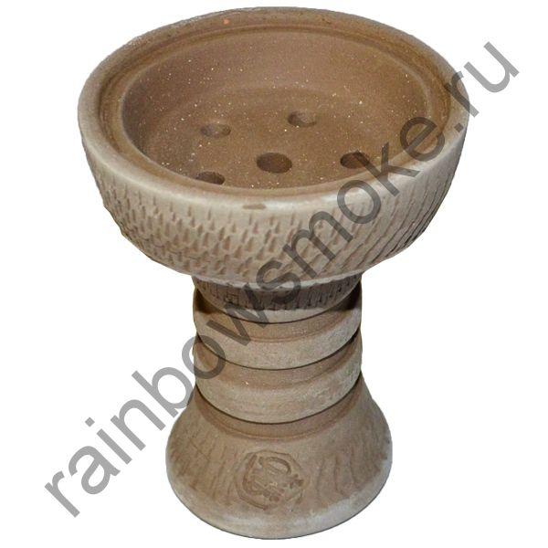 Глиняная чаша Дым Art  под kalaud