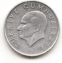 10 лир (Регулярный выпуск) Турция 1985