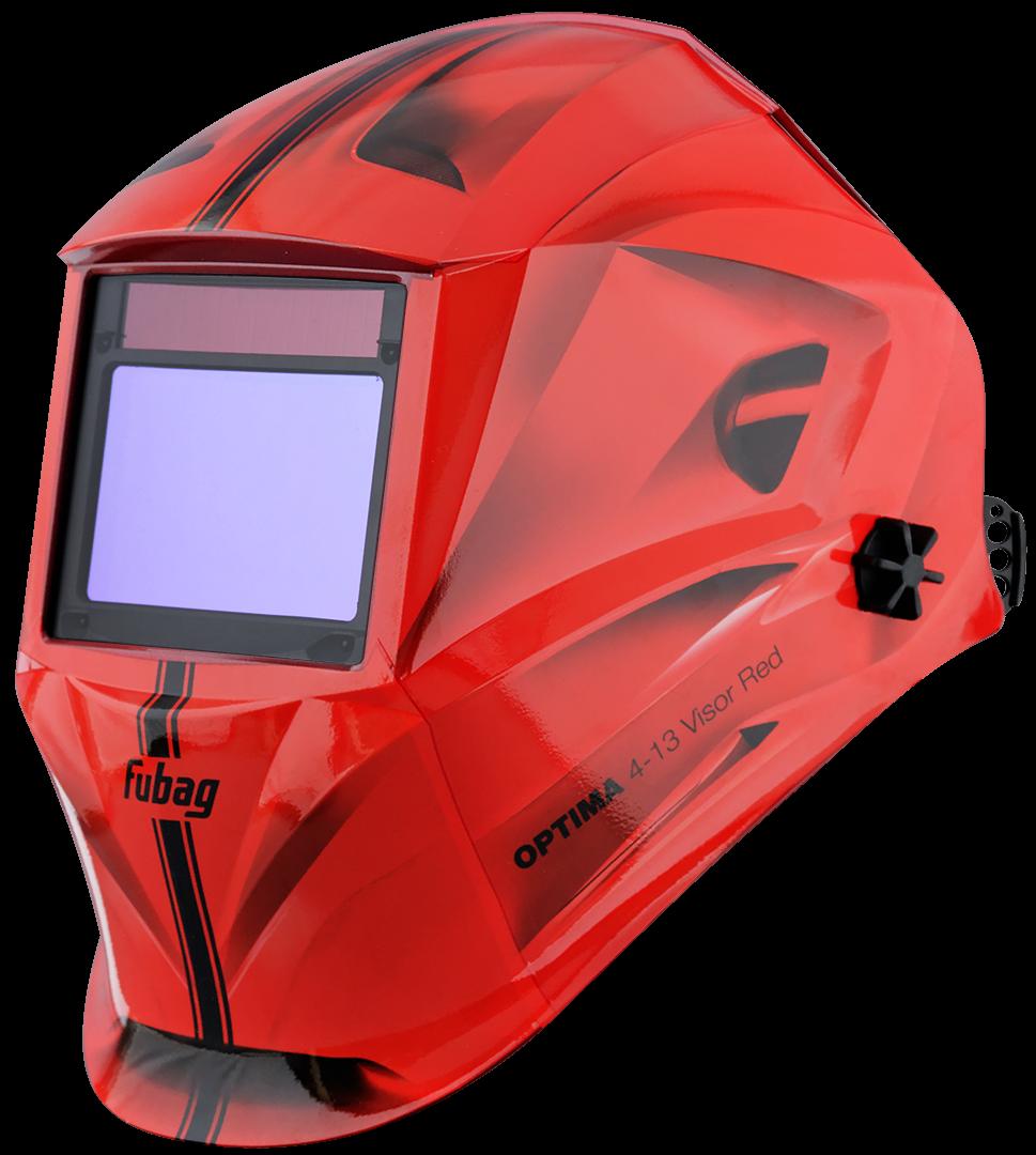 Маска сварщика Хамелеон FUBAG OPTIMA 4-13 Visor Red