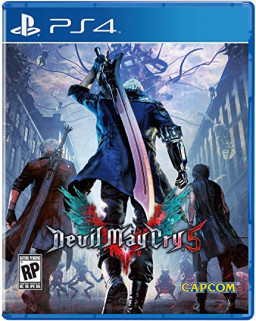 Игра Devil May Cry 5 (PS4)