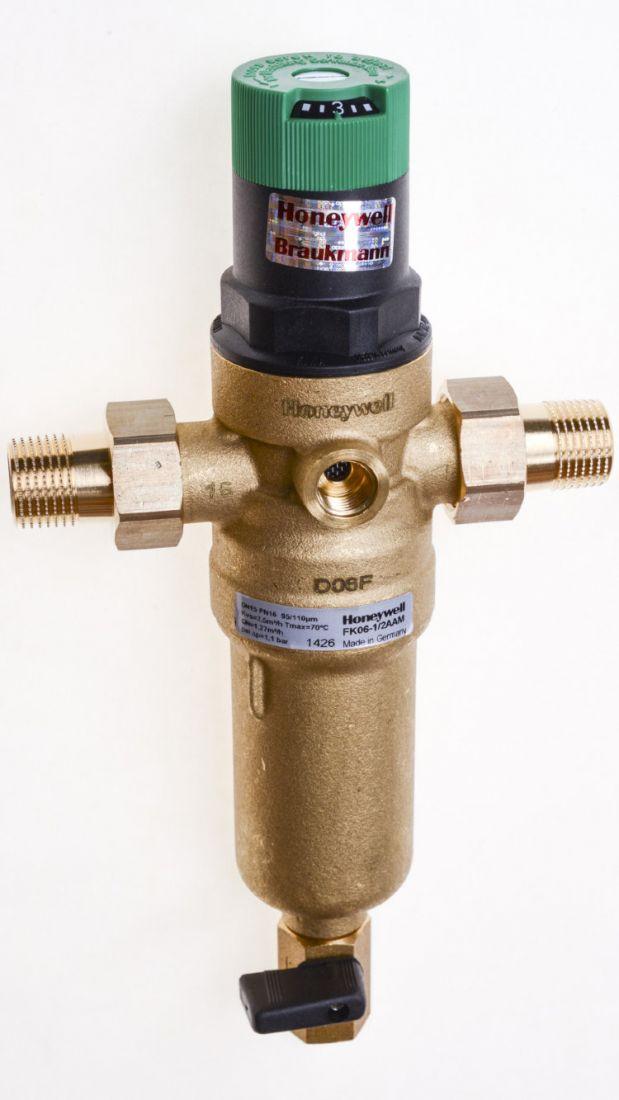 """FK06- 1/2""""AAМ фильтр  100мк  с редуктором давления"""