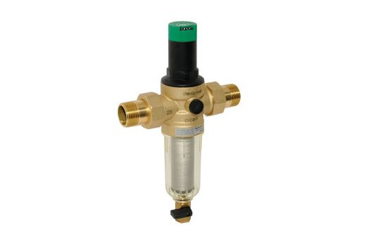 "FK06- 1/2""AA  фильтр 100мк  с редуктором  давления"