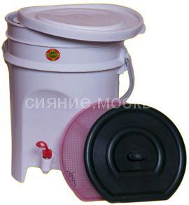ЭМ-КОНТЕЙНЕР для ферментации органических отходов (15 л)