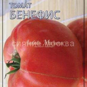 Томат Бенефис F1. Серия Томаты-Фрукты