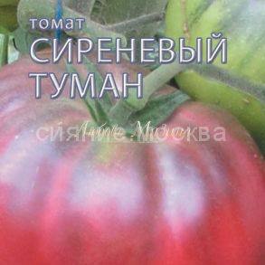 Томат Сиреневый Туман