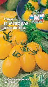 ТОМАТ МЕДОВАЯ КОНФЕТКА F1 (СеДек)