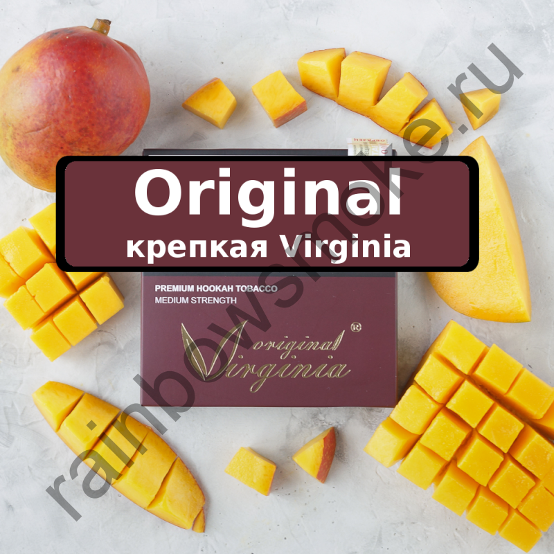 Original Virginia Original 200 гр - NoisyMango (Манго)