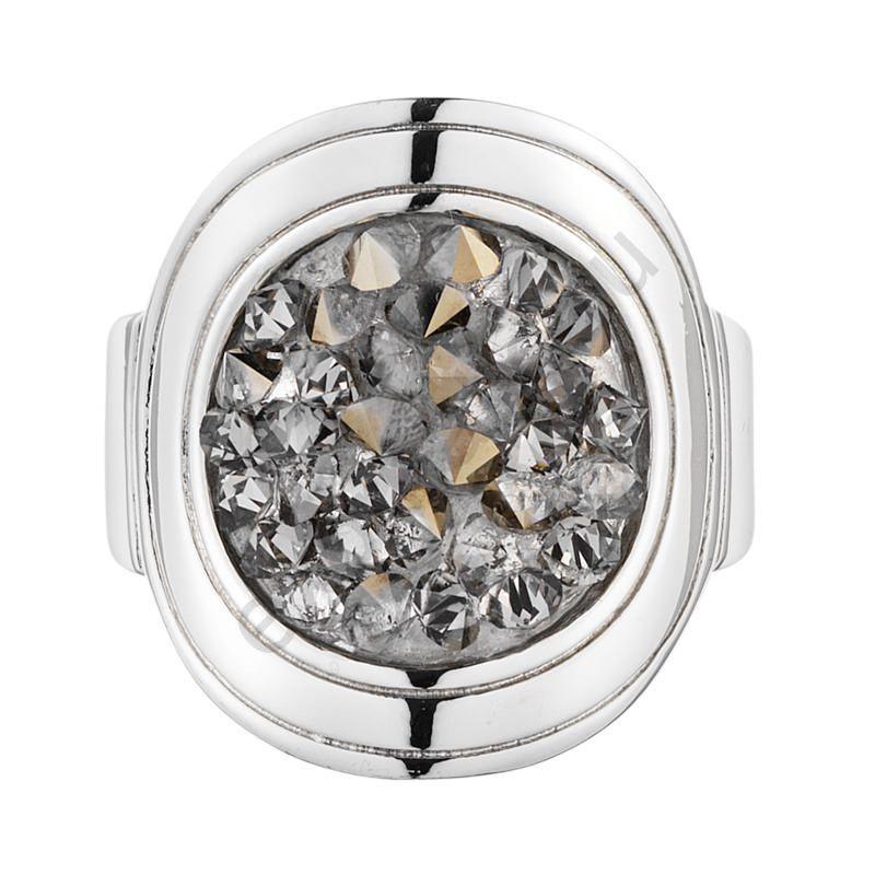 Кольцо Dyrberg Kern Deanna 330679. Коллекция Cristal Rocks