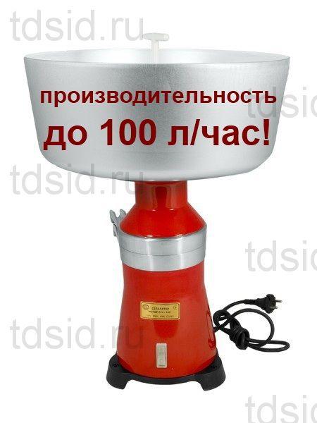 Сепаратор-сливкоотделитель «Мотор Сич Сокол MS-100»