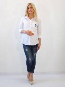 Рубашка для беременных У-42111 Б