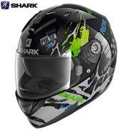 Шлем Shark Ridill 1.2 Drift-R, Зелёный