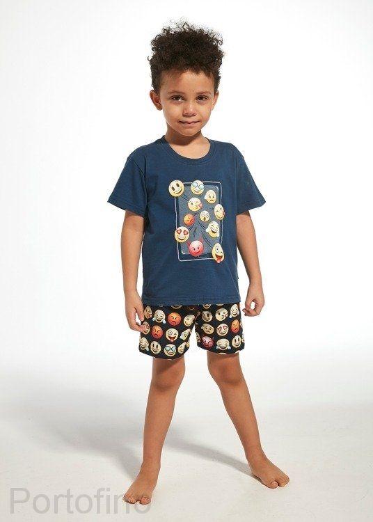 790-76 Пижама для мальчиков Cornette
