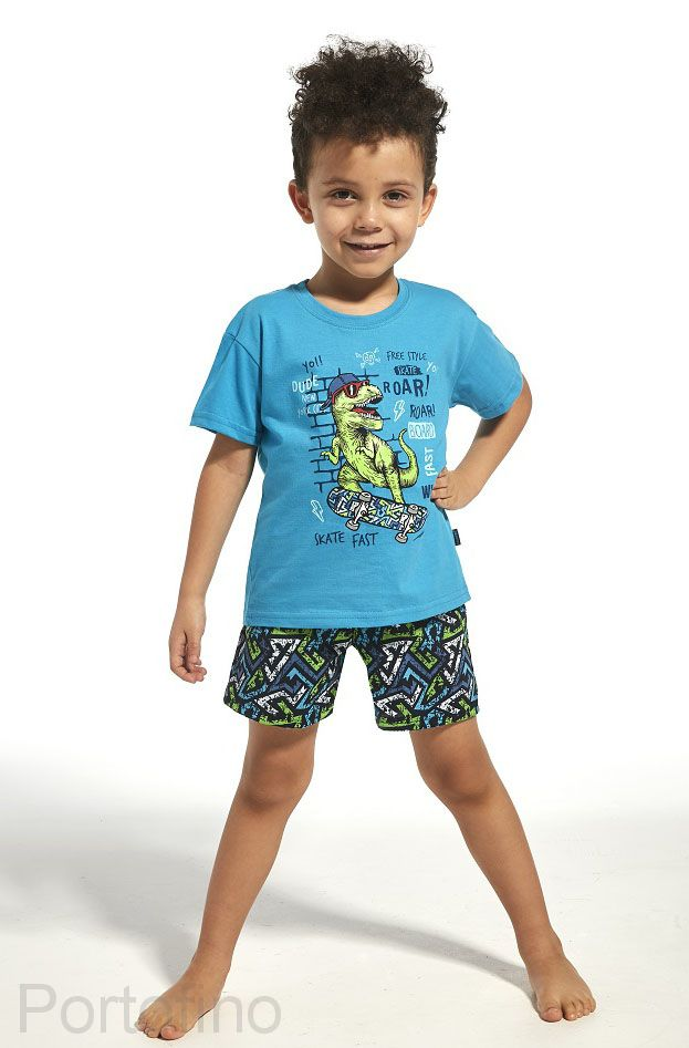 789-66 Пижама для мальчиков Cornette