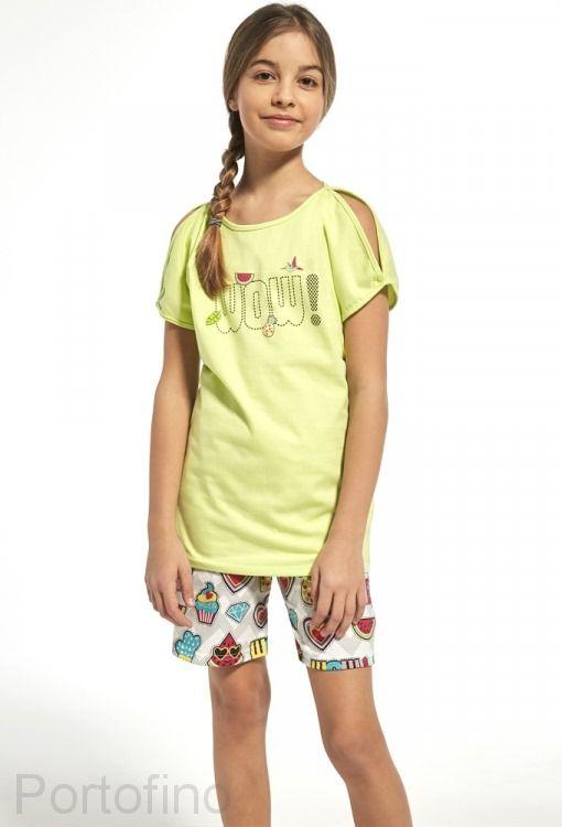 242-61 Пижама для девочек Cornette