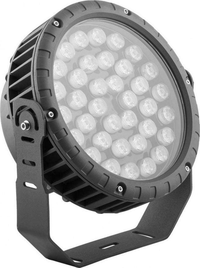 Feron Прожектор св/д, D230xH260, IP65 36W 85-265V, RGB, LL-885 , артикул 32148