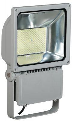 IEK прожектор св/д СДО 04-150 серый SMD IP65 4437