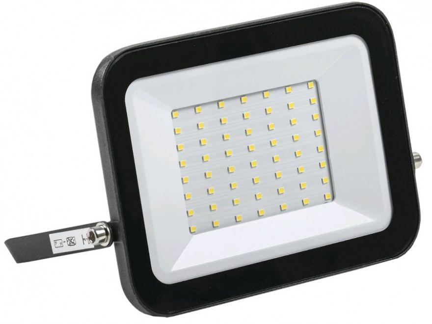 IEK прожектор св/д СДО 06-50 50W(4500lm) 4000K 4K черный IP65 LPDO601-50-40-K02