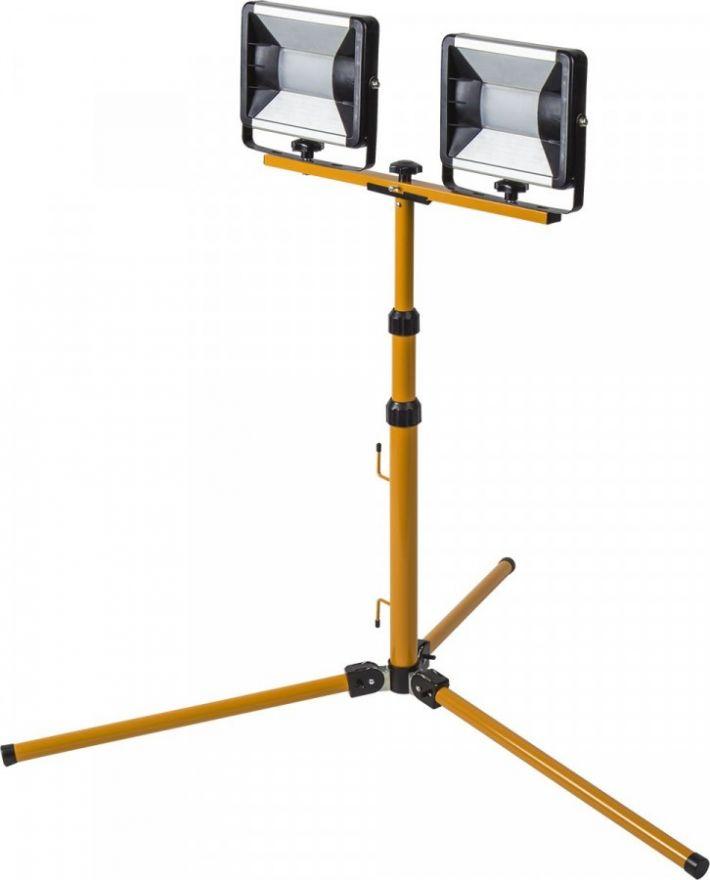 ОНЛАЙТ прожектор св/д 2х50W(2х4250lm)4000K, 1000х1000х750-1500, OFL-01-2x50-4K-GR-IP65-LED-TRI 61997