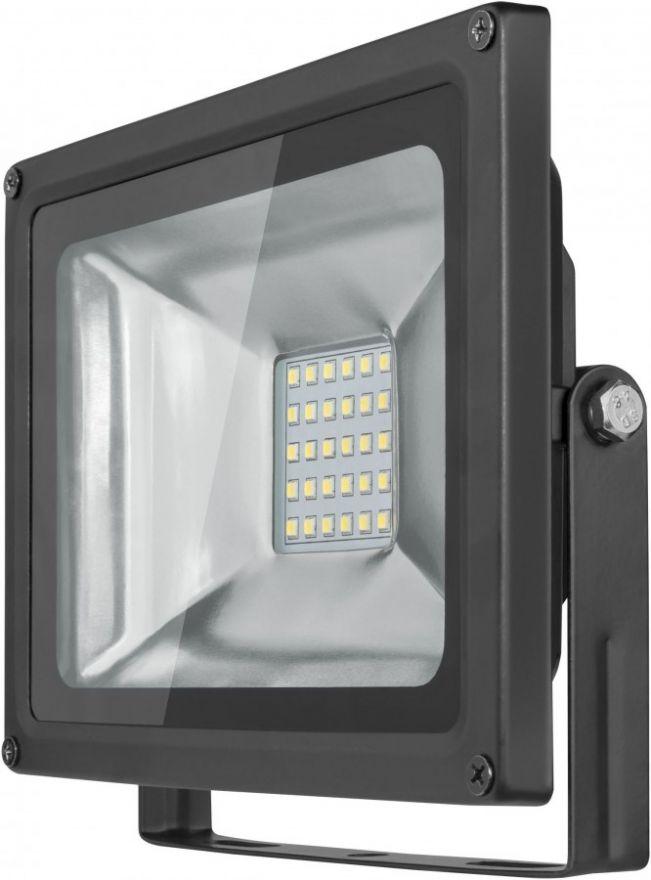 ОНЛАЙТ прожектор св/д 30W синий 179х139х44 OFL-30-BLUE-BL-IP65-LED 61179