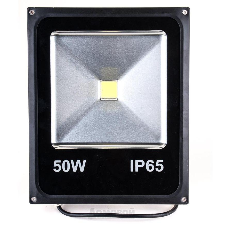 Светодиодный прожектор ЭРА 50W LPR-50-6500К-М