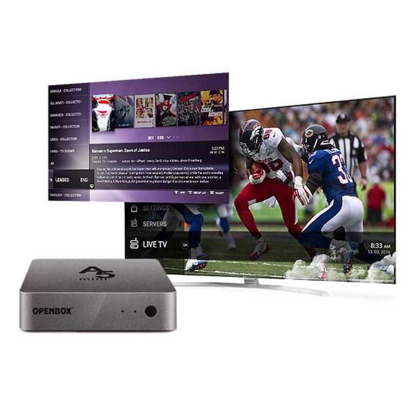 Медиаплеер IPTV Openbox A5 Mini