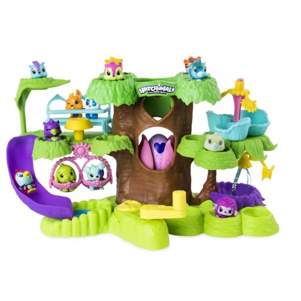 """Hatchimals  Хетчималс Игровой набор """"Детский сад для птенцов"""""""