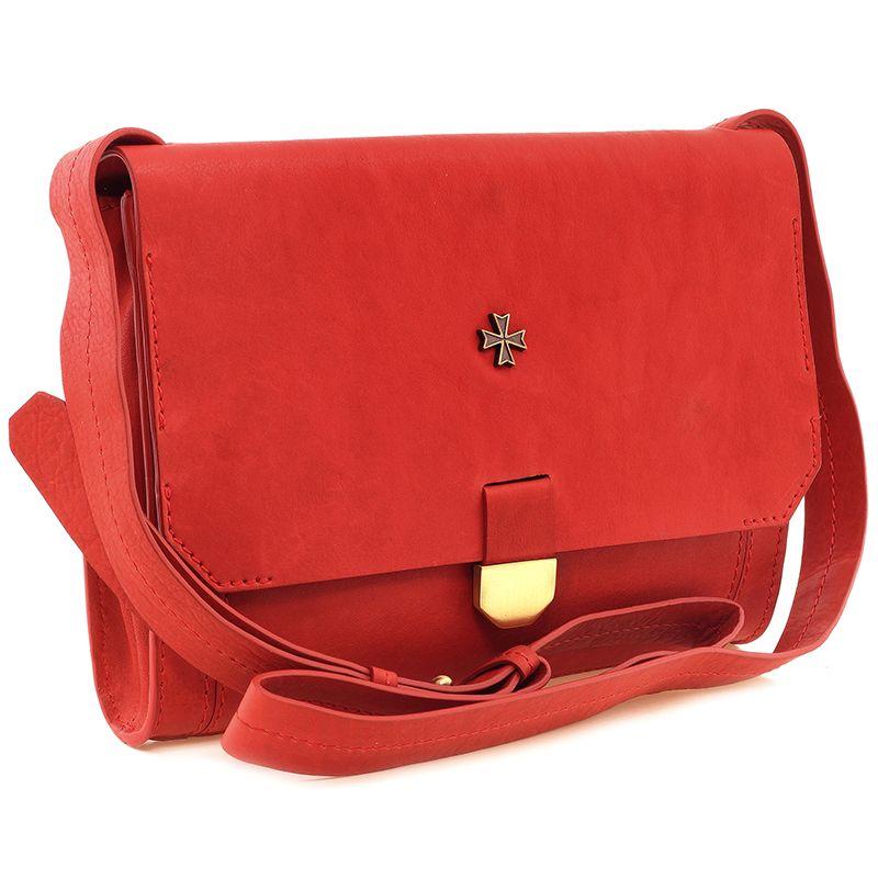 Сумка-клатч Narvin 9919-N.Gottier Red