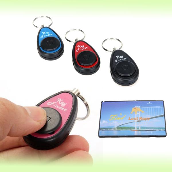 Радиобрелок с пультом для поиска ключей Electronic Key Finder