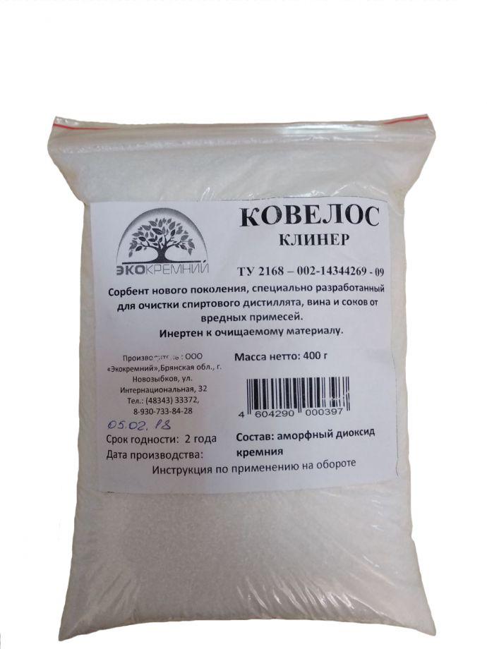 Сорбент Ковелос Клинер 0,4 кг
