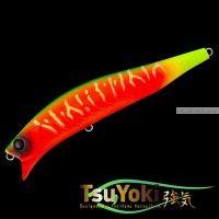 Воблер TsuYoki Satana 115F 115 мм / 17 гр / Заглубление: 0,1 - 0,4 м / цвет: FRU