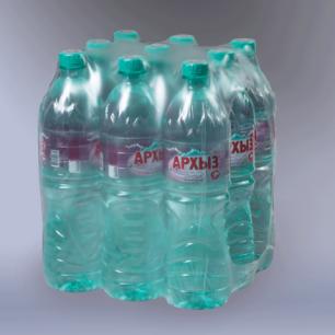 Вода Архыз негаз 1 литр (1 уп./9 бут.)