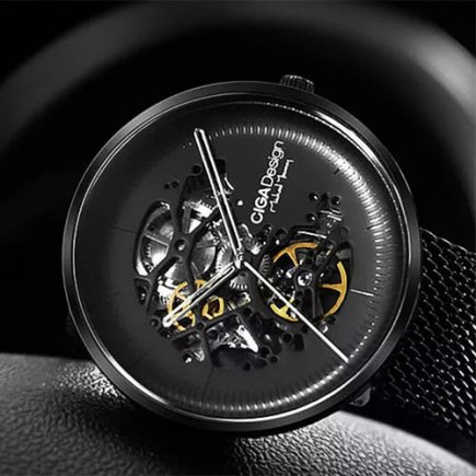 Механические часы CIGA Design Mechanical Watch Round Meteorite