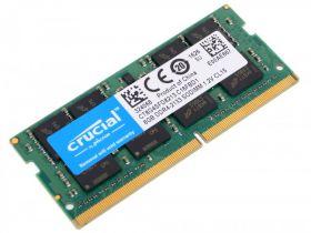 Модуль памяти Crucial DDR4 2133 Mhz 8GB SO-DIMM PC4-17000 CT8G4SFD8213