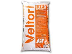 """Торф верховой нейтрализованный 50л """"Veltorf"""" - все для сада, дома и огорода!"""