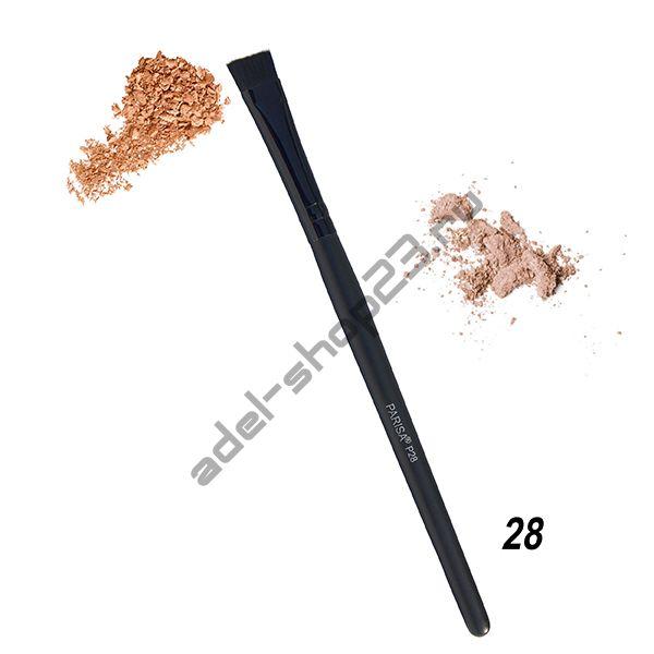 Parisa - Кисть Р-28 для макияжа бровей